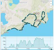 Website Interactive Map 21km